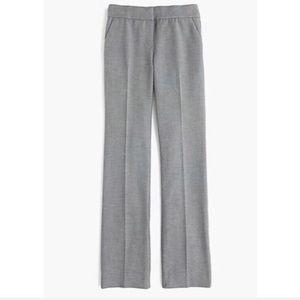 NWOT J. Crew | Edie Full Length Trouser Pants